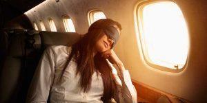dormire in aereo