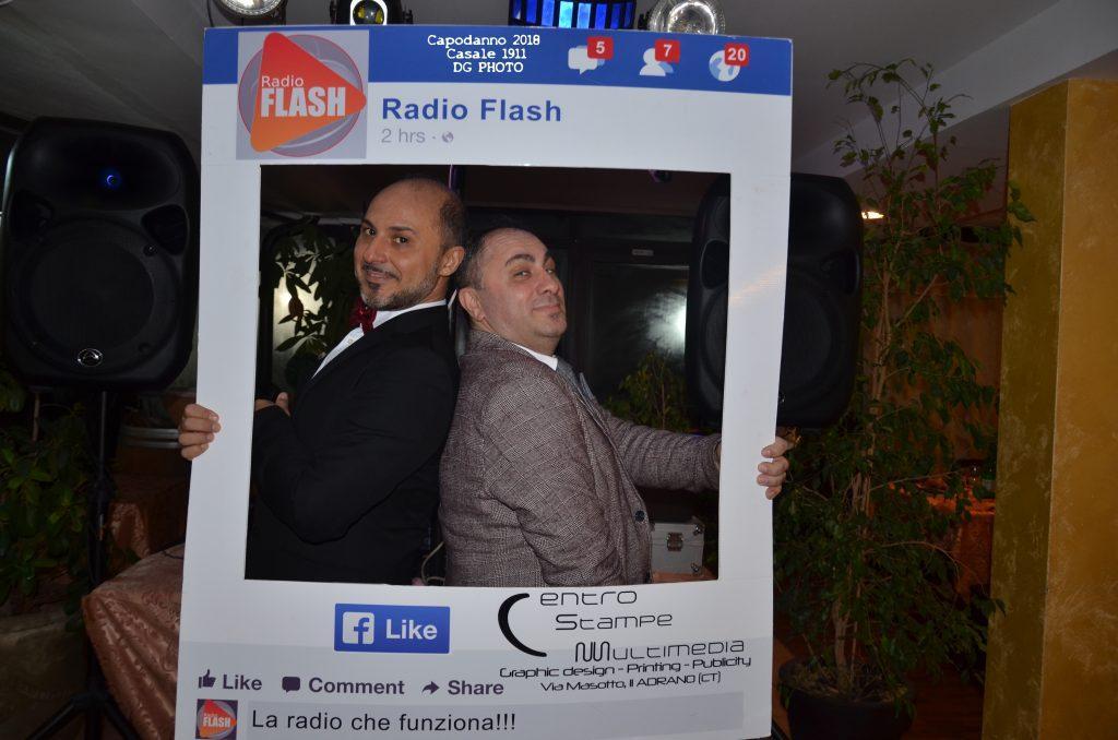 Radio Flash - Capodanno 2018 Casale 1911